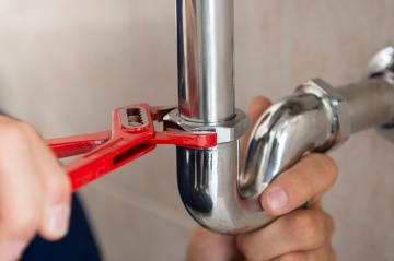 Sink plumbing, wrench, calgary, yyc, slow drain