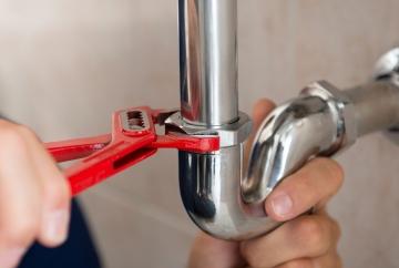 Sink plumbing, wrench, calgary, yyc, slow drain